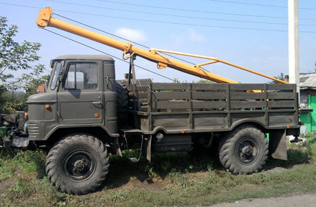 Ямобур БМ-302