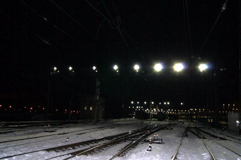 Ж.д. станция сортировочная